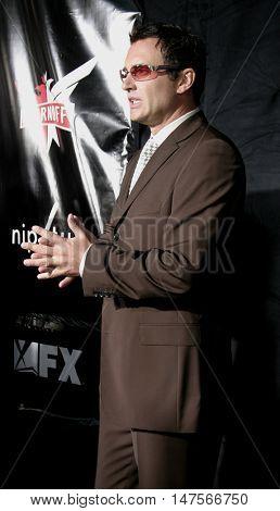 September 10, 2005. Julian McMahon at the FX Networks NIP/TUCK 3rd Season Premiere Screening at the El Capitan Theatre Hollywood, California USA