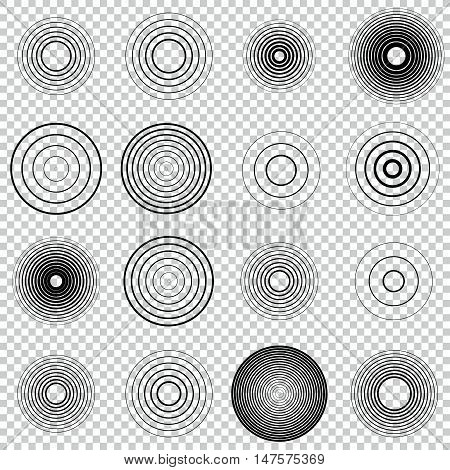 Collection of sound vector. Sound Icon, Sound Icon Flat,