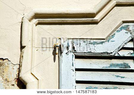 Venegono Varese Italy Abstract  Window   Arrow
