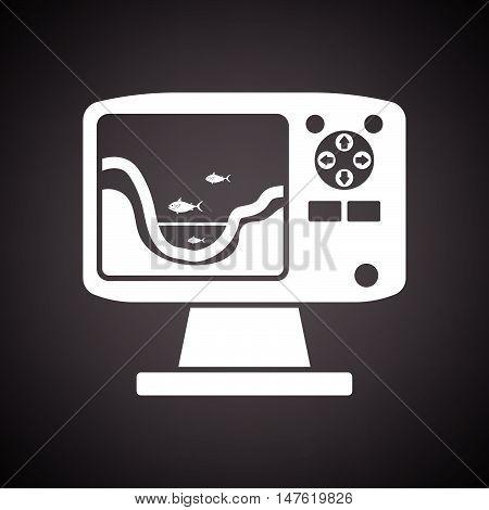 Icon Of Echo Sounder