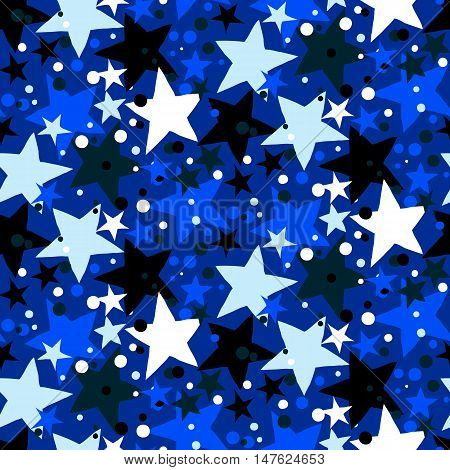 Independence day pattern. 4th July celebration background. Four July pattern. Vector 4th July. Seamless independence day pattern. Fourth of July pattern. Fourth of July vector. Fourth of July stars