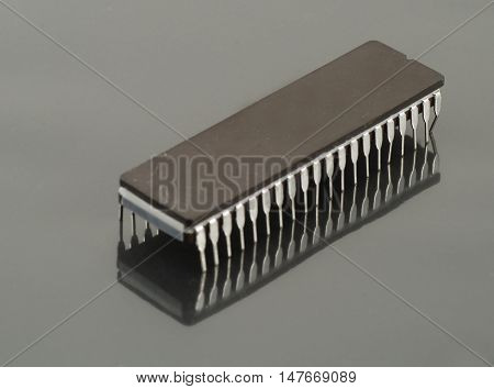 different semiconductors used in electronic equipment and in circuits