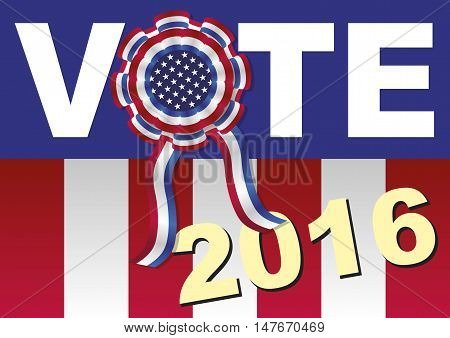 Vote American Presidential Elections