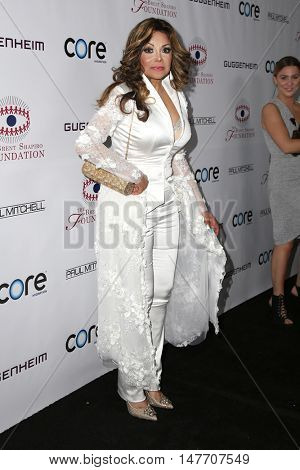LOS ANGELES - SEP 17:  LaToya Jackson at the Brent Shapiro Foundation for Alcohol and Drug Prevention at the Private Residence on September 17, 2016 in Beverly Hills, CA