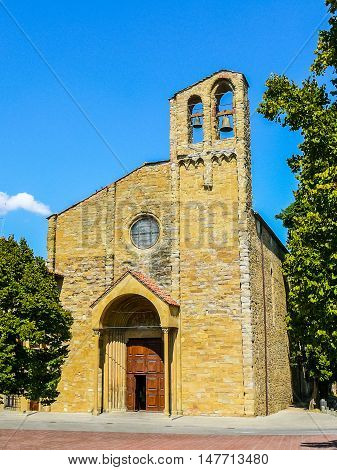 Hdr Arezzo, Italy
