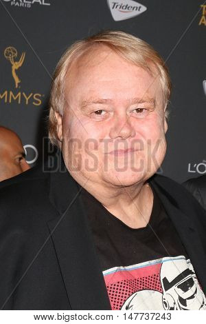 LOS ANGELES - SEP 16:  Louie Anderson at the TV Academy Performer Nominee Reception at the Pacific Design Center on September 16, 2016 in West Hollywood, CA
