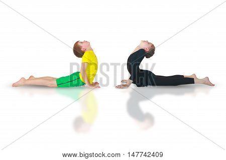 Bhudzhangasana Yoga