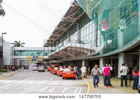 Juan Santamaria International Airport, Costa Rica