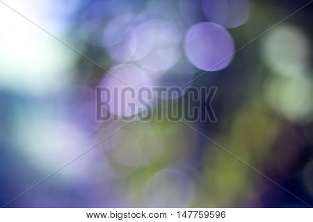 blurred beautiful abstract color bokeh backdrop background
