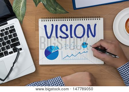 Vision (businessman Motivation Vision Mission Ideas )