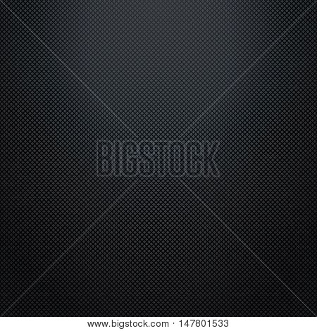 Abstract modern dark background texture. Vector illustration