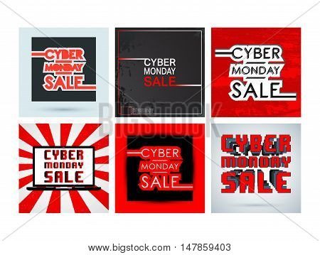 Cyber Monday Template