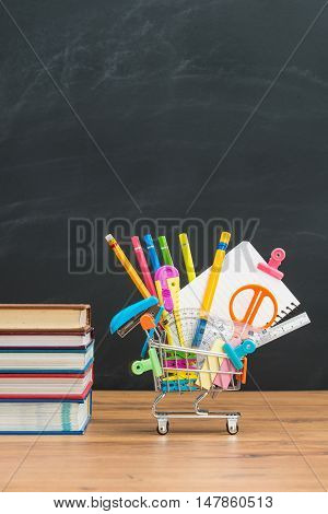 Enjoy To Shopping School Supplies For Back To School