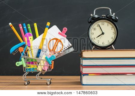 Buy Some School Supplies On Time For Back To School