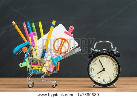 Buy Educational Supplies With Alarm Clock For Back To School