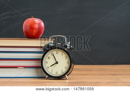 Have Apple For School Lunch You Won't Be Late Anymore