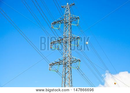 Lattice-type Steel Tower