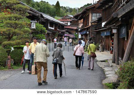 Tsumago, Japan