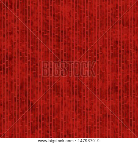 Red Rectangle Slates Tile Pattern Repeat Background that is seamless and repeats