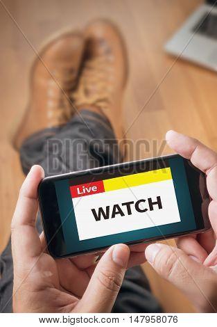 Live Broadcast Media News