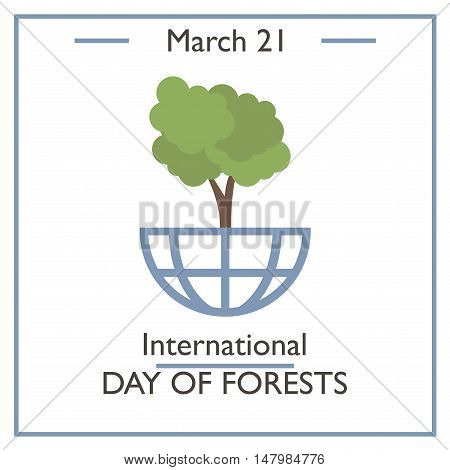 International Day Of Forest, March 21