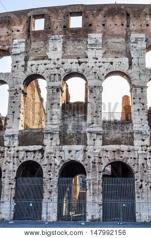 Hdr Colosseum Rome