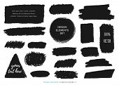 Hand drawn charcoal chalk texture set. Vector charcoal design element. Coal stain for banner. Charcoal background. Ink brush stroke. Charcoal stroke background. Scribble coal smudge Dirty brush stroke poster