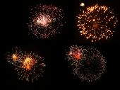 many fireworks for one price poster