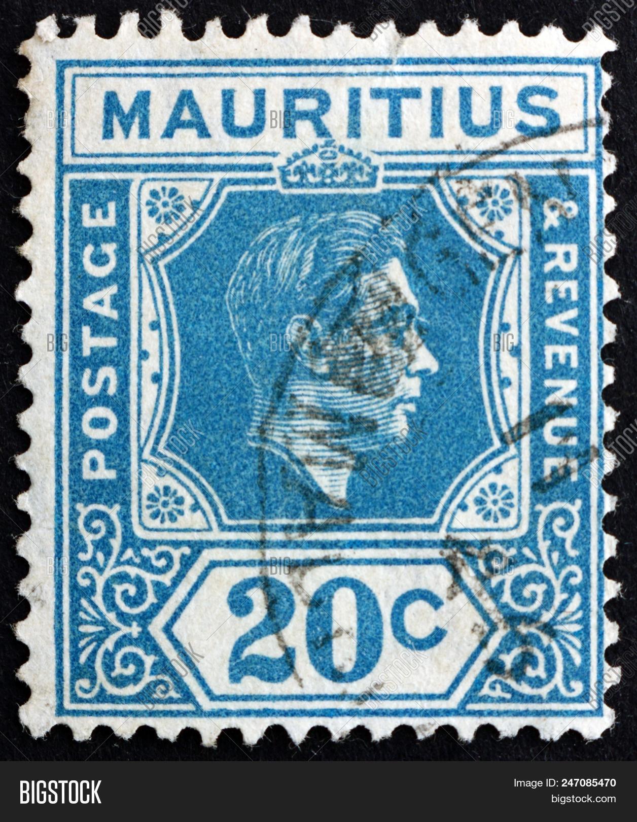 Mauritius - Circa 1938 Image & Photo (Free Trial) | Bigstock