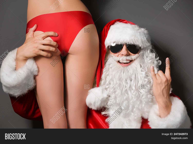 Naked Women Santa Claus