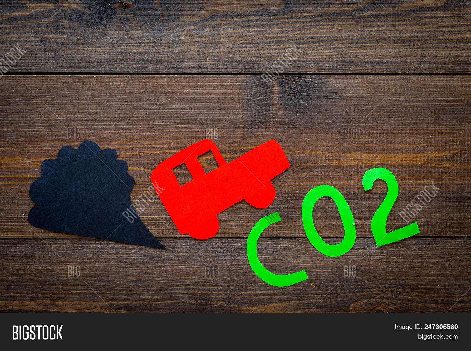 Car Exhaust Co2 Image Photo Free Trial Bigstock