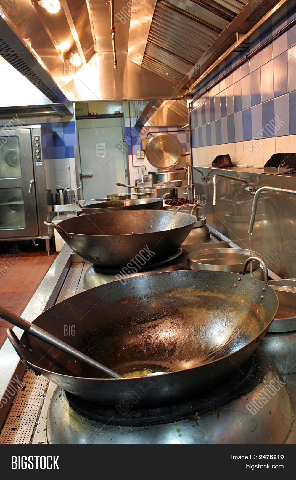 Chinese Restaurant Image Photo Free Trial Bigstock