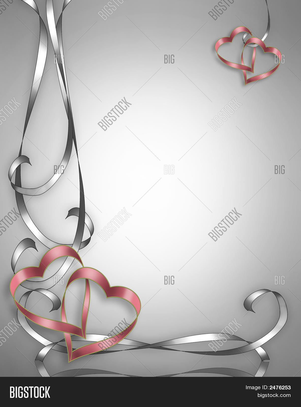 Wedding Invitation Valentine Image Photo Bigstock