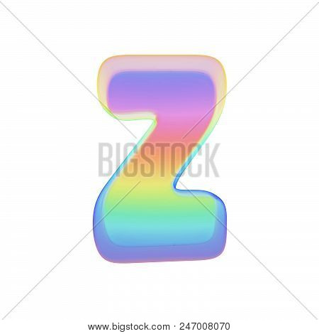 Alphabet Letter Z Image & Photo (Free Trial) | Bigstock