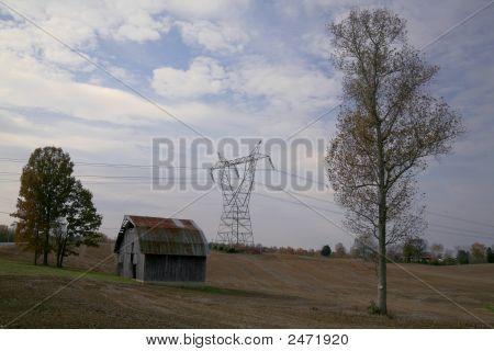 Tennessee Landscape J18