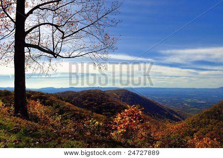 White's Gap - Blue Ridge Mountains
