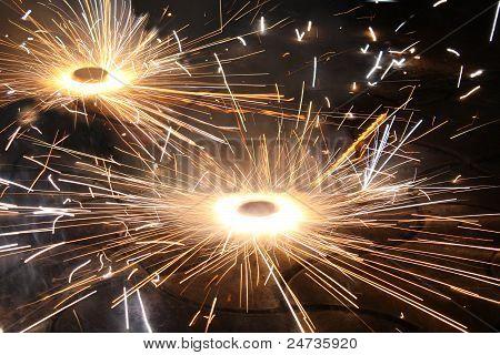 Diwali Feuerwerk