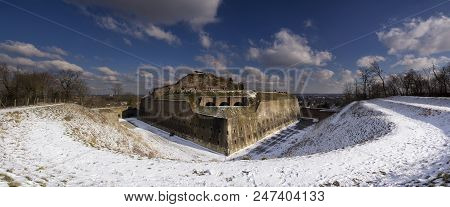 Fortress Sint Pieter Is A Defensive Work And Fortress On The North Flank Of The Sint Pietersberg In