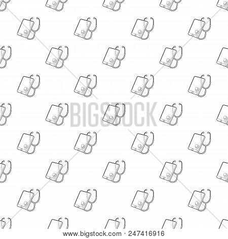 Gadget In Diagnostic Process Icon. Outline Illustration Of Gadget In Diagnostic Process Vector Icon