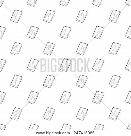 Gadget Primary Attention Icon. Outline Illustration Of Gadget Primary Attention Vector Icon For Web