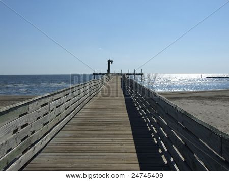 Fishing Pier at Grand Isle State Park