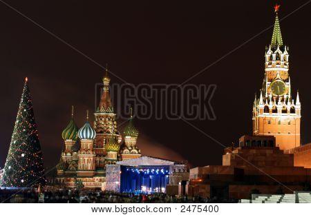 Christmas Kremlin