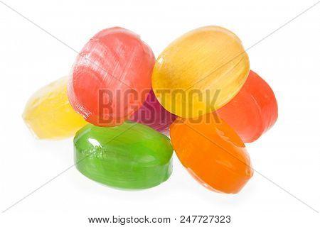 Bonbon Candies Isolated