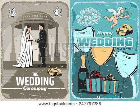 Wedding Ceremony Vector Photo Free Trial Bigstock