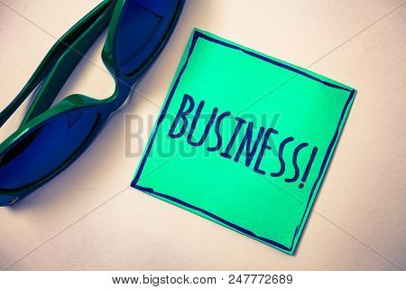 Word Writing Text Business Call. Business Concept For Trade Work Specialty Corporate Occupation Entr