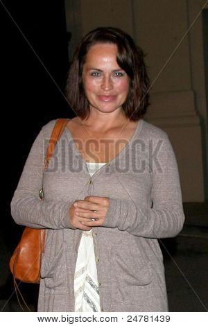 LOS ANGELES - OCT 27:  Crystal Chappell arrives at the
