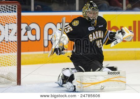 Ontario Hockey League – London Vs Sarnia