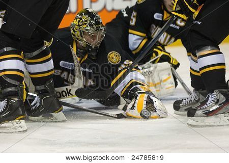 Ontario Hockey League London Vs sarnia