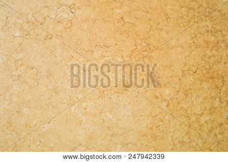 The Texture Is Beige, Brown, The Wall Covering Is Smooth,  Heterogeneous Structure, Plaster, Covered