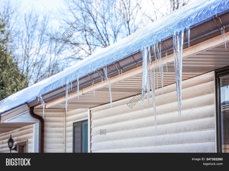 metal roof ice dam